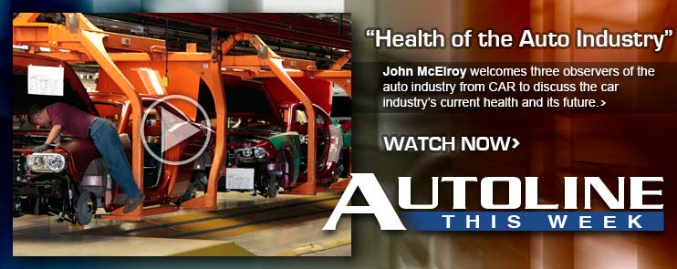 John McElroy welcomes three observers of the auto industry from CAR to discuss the car industry's current health and its future