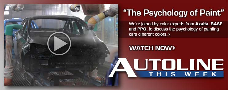 we're joined by color experts from Axalta, BASF and PPG, to discuss the psychology of painting cars different colors
