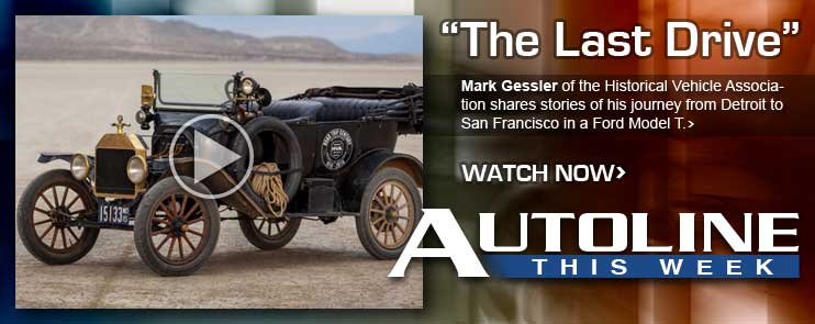 Mark Gessler of the Historical Vehicle Association shares his journey across the U.S. in a Ford Model T