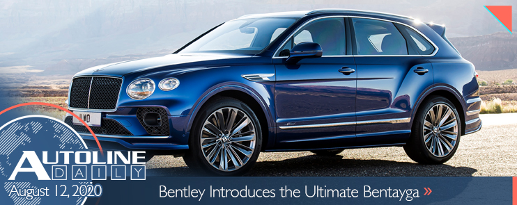Bentley Shows Off the Ultimate Bentayga