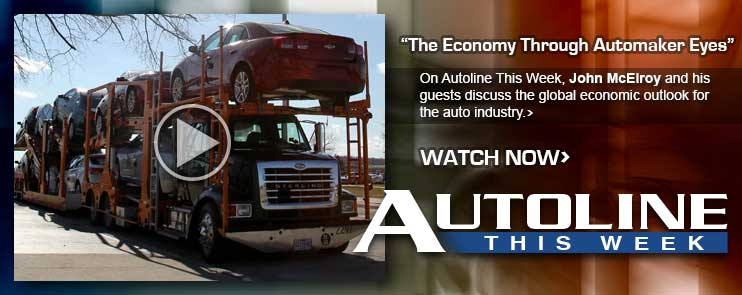 On Autoline This Week, John and his guests discuss the global economic outlook for the auto industry