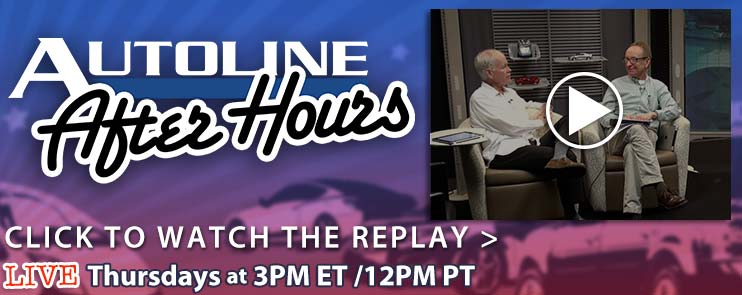 Watch the latest episode of Autoline After Hours
