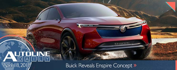 Buick Reveals Enspire Concept in China