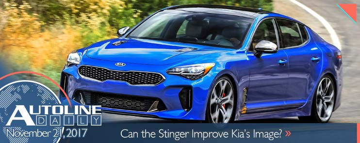Can the Stinger improve customers perception of Kia?