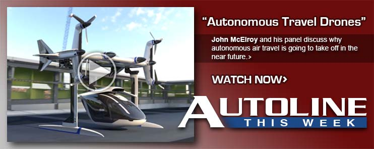 This week's topic is all about autonomous vertical takeoff and landing aircraft