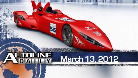 Episode 845 Nissan To Race Deltawing Hauler Shortage Will Hinder