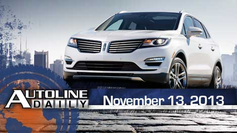 Ad 1257 2017 Lincoln Mkc Nissan Expands In Mexico Black Is Worth More Than Green Autoline Daily